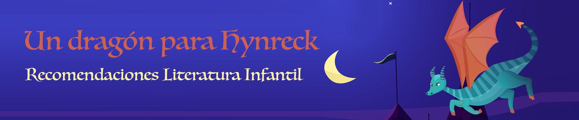 Un dragón para Hynreck